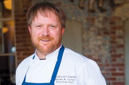 Chef Wes Fulmer