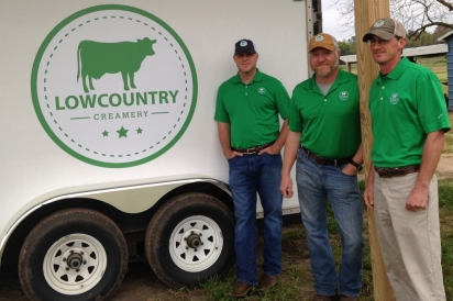 lowcountry creamery owners
