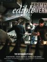 edible Toronto March 2020 cover